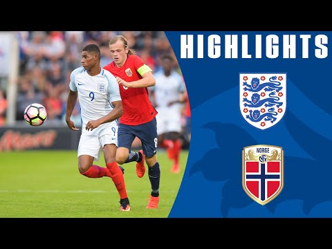 England U21 6-1 Norway U21 (Euro 2017 U21 Championship Qualifier) | Goals & Highlights