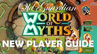 World of Myths: New player guide (Steam card game)
