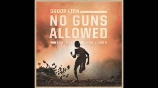 """No Guns Allowed"" Snoop Dogg ft Drake, Cori B (HD) (Download Link)"