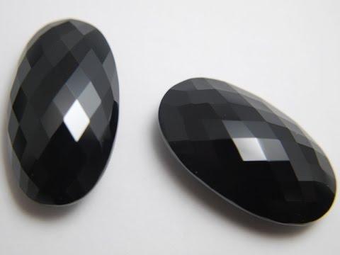black-gemstones