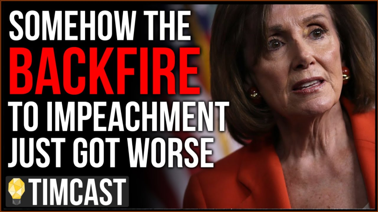Impeachment BACKFIRE Gets WORSE As Trump now DEFEATS Every 2020 Democrat In Major Polling - Tim Pool