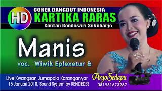 MANIS HD Karawitan Kartika Raras Cokek Dangdut Indonesia