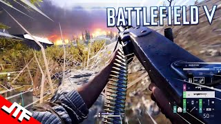 I PLAYED LIKE A CAMPER AND YOU WILL NOT BELIEVE WHAT HAPPENED - BATTLEFIELD 5 GAMEPLAY