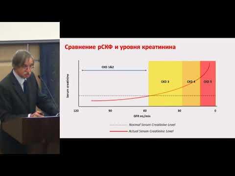 Шилов Е.М., Контроль функции почек у пациентов с сахарным диабетом 2 типа ..