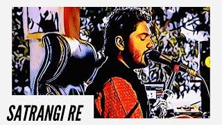 Download Hindi Video Songs - Satrangi Re | Arijit Singh | Sachin-Jigar | Cover by Moulik Rathod