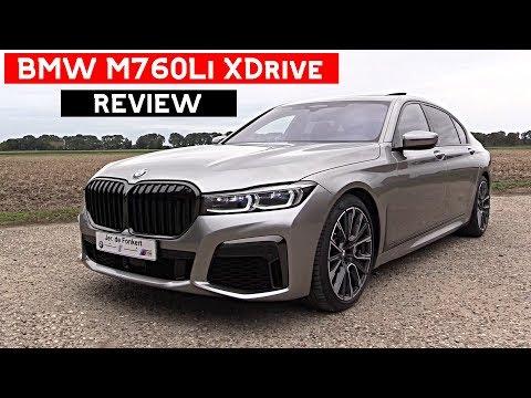 2020 BMW 7 Series M760Li XDrive V12 REVIEW | SOUND Interior Exterior Infotainment