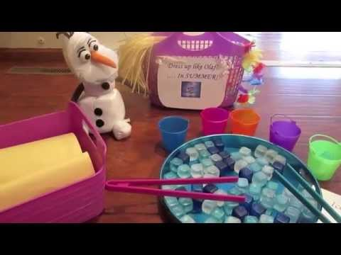 Frozen Birthday Party Game Ideas