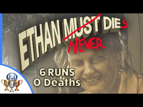 Resident Evil 7 Ethan Must Die 2 Hours Of Ethan Not Dying