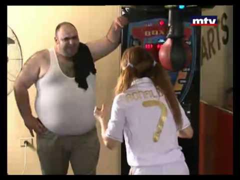 Ktir Salbe - Nahla L Bahla 30/04/2012 كتير سلبي - نهلة البهلة