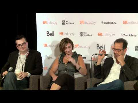 TIFF Nexus Panel: Developing William Gibson