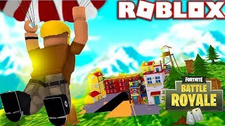 FORTNITE: Battle Royale en ROBLOX!
