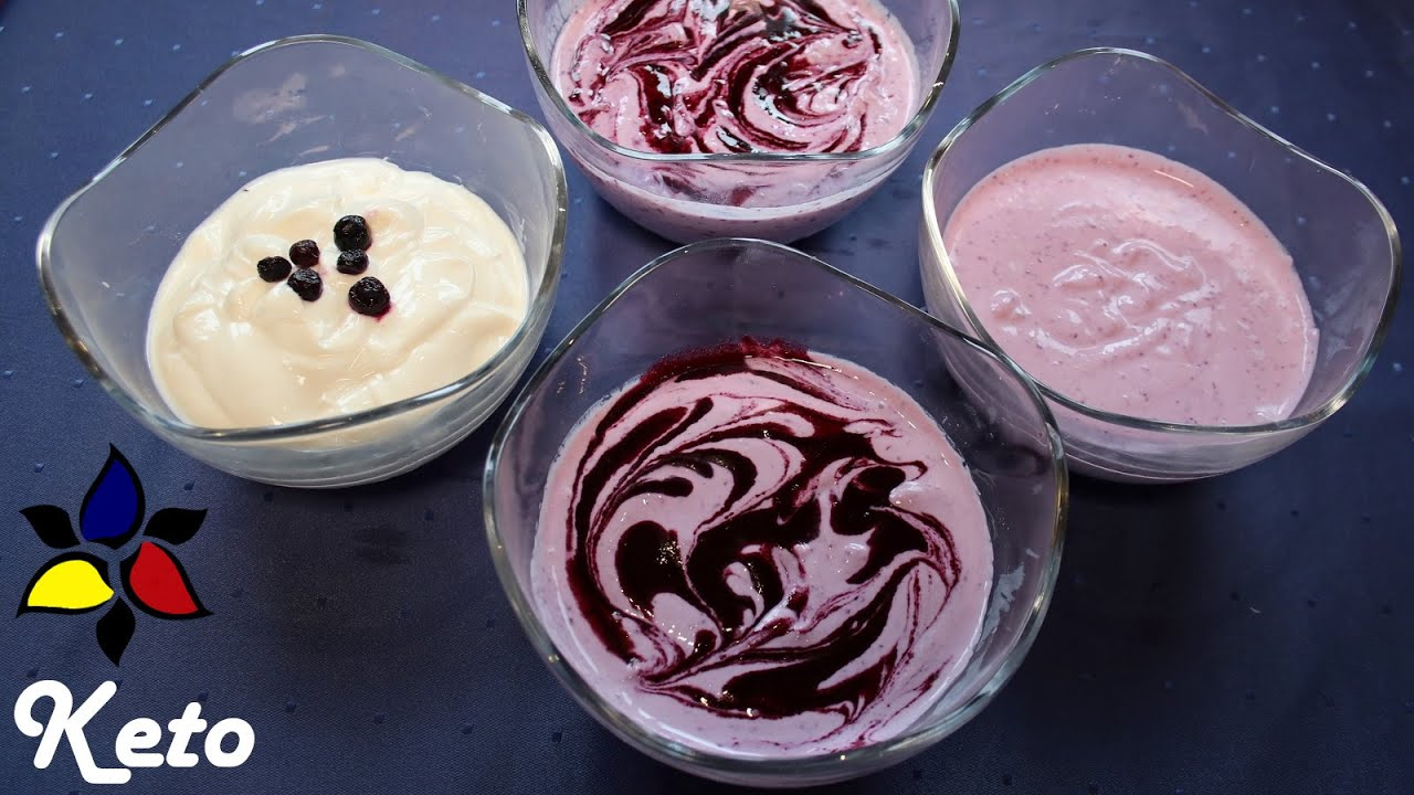 frozen ypgurt keto diet
