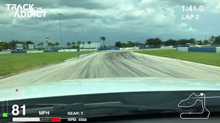 NASA FL Sebring June 2018 - 2015 Dodge Challenger Scat Pack