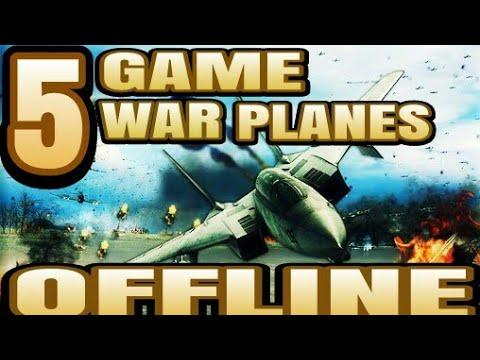 5 GAME WAR PLANES OFFLINE
