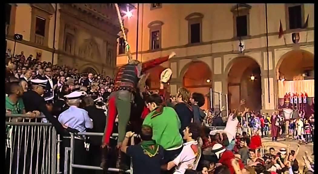 129esima Giostra del Saracino: le otto carriere