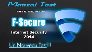 [Test Musical] F-Secure Internet Security 2014