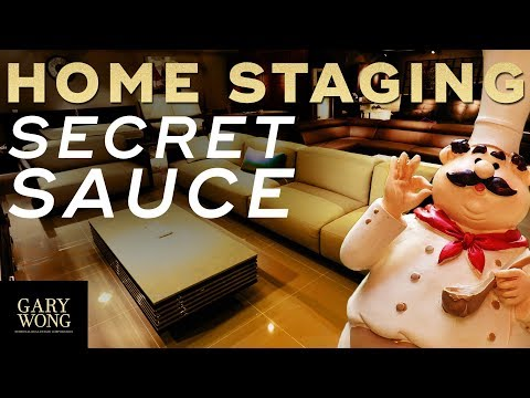 Home Staging Secret Sauce | Home Staging Tips Ep. 18