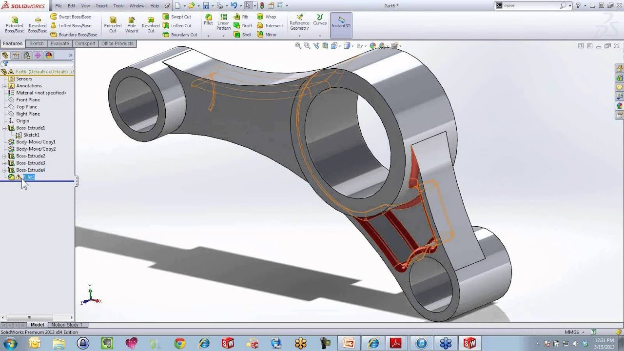 Lunch & Learn - Part Modeling a Step above Essentials - YouTube