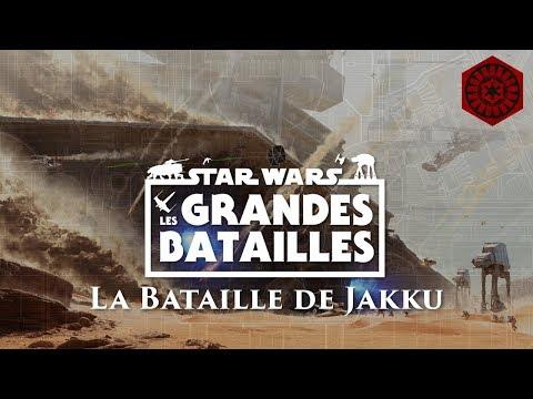 La Bataille de Jakku - STAR WARS : Les Grandes Batailles