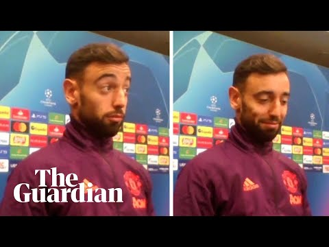 'I was not expecting this': Bruno Fernandes surprised with captaincy during press conference