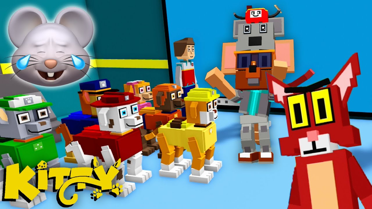 Download ROBLOX KITTY CHAPTER 12.. [Paw Patrol]