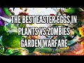 The Best Easter Eggs In Plants vs. Zombies: Garden Warfare