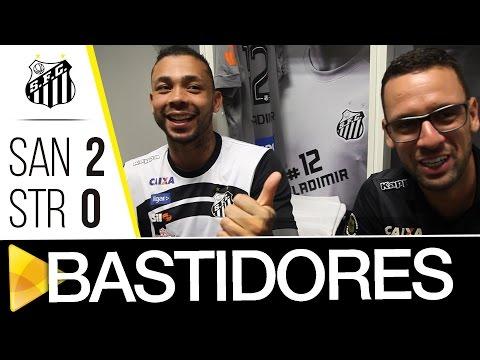 Santos 2 x 0 The Strongest | BASTIDORES | CONMEBOL Libertadores Bridgestone (16/03/17)