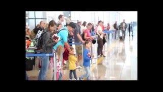 الإجراءات الأمنية في المطارات المصرية    Egyptian Airports security