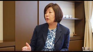 作家の林真理子さんが会話の大切さや文化について宮田文化庁長官と語り...