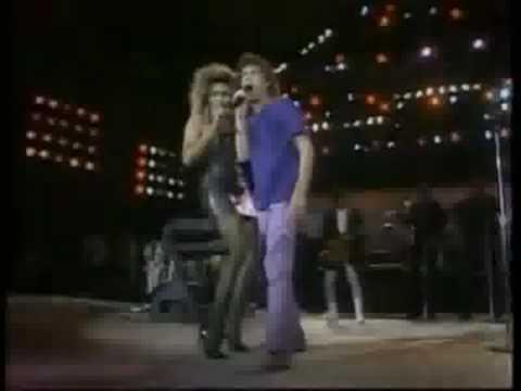 The Jacksons 84 State of Shock Mick Jagger & Tina Turnerflv