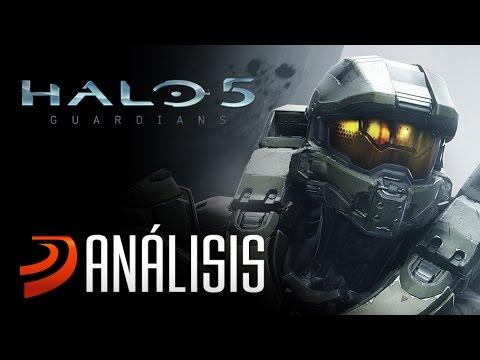 HALO 5: Guardians. Análisis del Juego Maestro de Xbox One