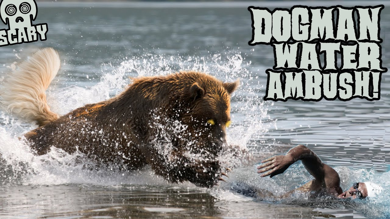 Dogman Water Ambush! 2 New Dogman Stories