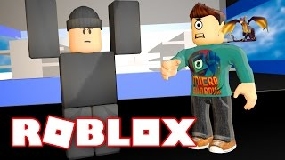 HE TRIED STEALING EVERYTHING! | Roblox Retail Tycoon #1 w/ MicroGuardian!