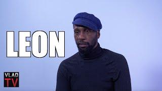 Leon Playing David Ruffin in 'Temptations',
