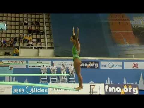 FINA Diving World Series Springboard 3m Women Moscow 2012