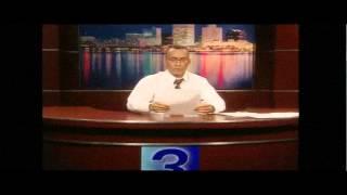 BREAKING NEWS: Shocking Zombie Apocalypse News Broadcasting