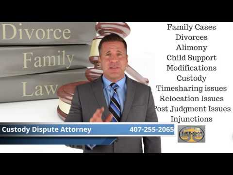 Top best divorce and family law attorneys Oviedo Florida