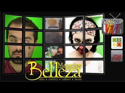 DMart Institute - Halloween Nails and Zombie Makeup - Belleza Magazine WebTV S01 E03