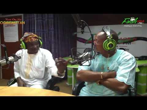 Olalomi Amole and Komolafe Olaiya Talks about their Anniversary Gifts on NiFaaji Kelele