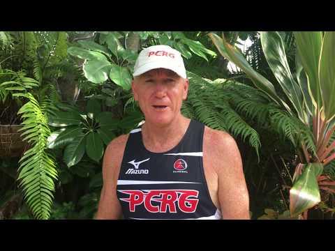 """Mackay Marina Run Ambassador """"Pat Carroll"""""""