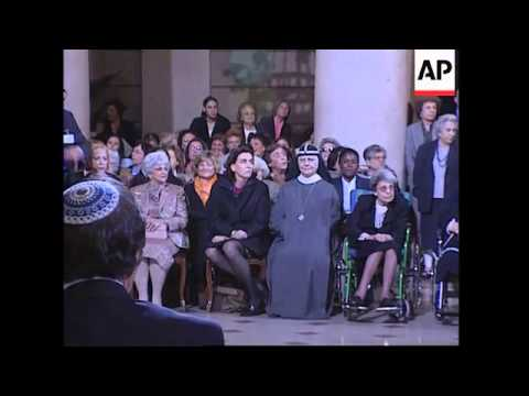 100th anniversary of Rome's central synagogue from YouTube · Duration:  4 minutes 42 seconds