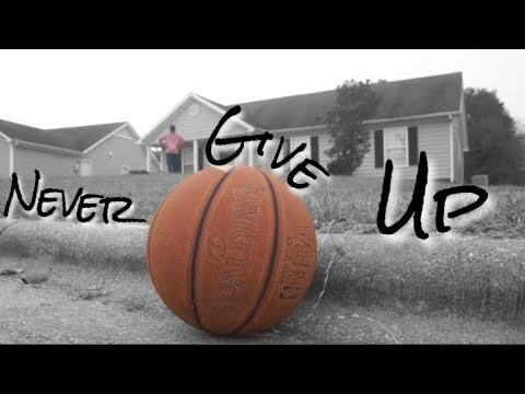 "Kyrie Irving Inspired Motivational Video: ""Never Give Up"""