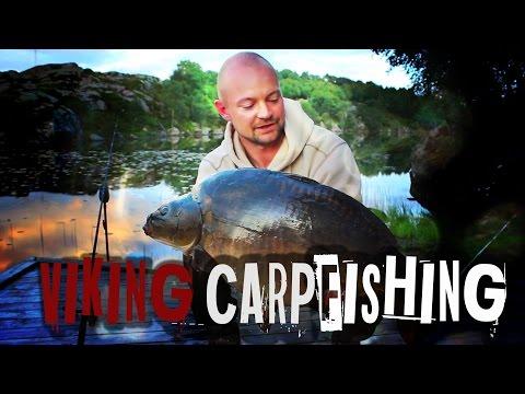 CARP FISHING - VIKING CARP - CARPORAMA DIARY SERIES # 1