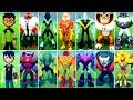 Ben 10: Power Trip - All Ben 10 & Kevin 11 Alien Transformations | Cartoon Network