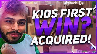 TSM Hamlinz - LIL SUS CLUTCHES WIN FOR A KID! (Fortnite BR Full Game)