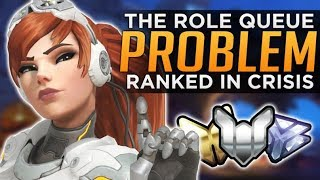 Overwatch: The Role Queue Problem - Ranked 2.0 REWORK