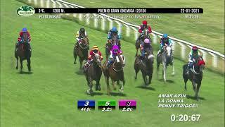 Vidéo de la course PMU PREMIO GRAN ENEMIGA 2019