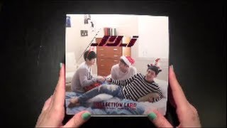 Unboxing JYJ Star Collection Card Set A