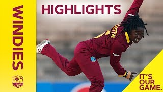 Windies Women v South Africa 2nd ODI 2018  Full Highlights