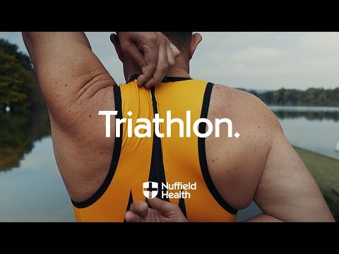 Triathlon Swimming Technique | Nuffield Health